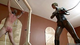 Goddess Brianna's Whipping Bitch MP4