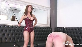 Severely Punishing a Slave`s Ass with Whipping!(WMV Full Hd 1080p Format)