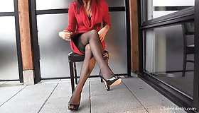 KAC- Perfect Designer Pantyhose