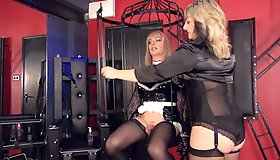 Chastised and Caged Maid Part 2